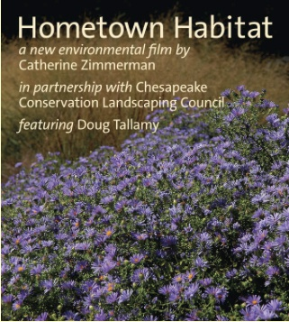 """Hometown Habitat"" a new documentary film. Discussion follows, hosted by local author Heather Holm"