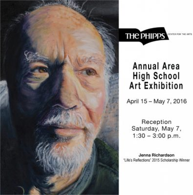 Annual Area High School Art Exhibition