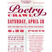 Poetry Crawl