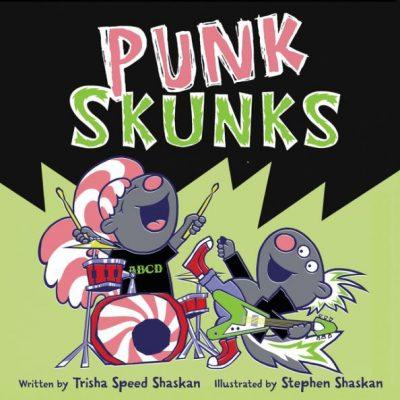 Rockin' Out with Stephan Shaskan and Trisha Speed Shaskan