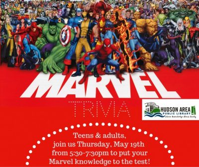 Marvel Trivia Night