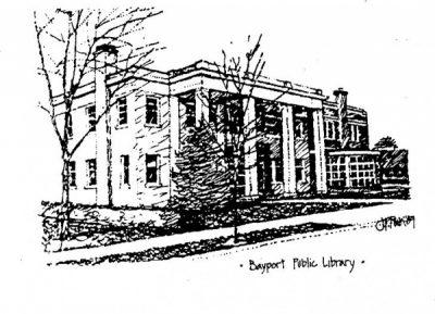 Bayport Library Spring Book Sale