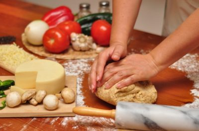 Italian Pizza Workshop