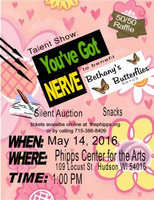 You've Got Nerve Talent Show
