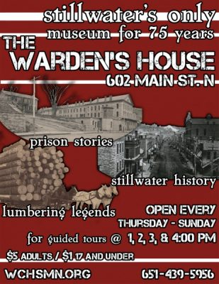 Warden's House Museum Tours