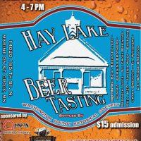 9th Annual Hay Lake Beer Tasting