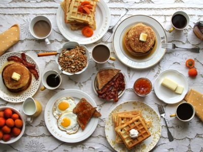 Pancakes, Crepes and More