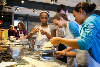 Kids Cook: Foundations of a Chef