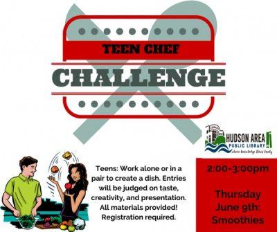 Teen Chef Challenge