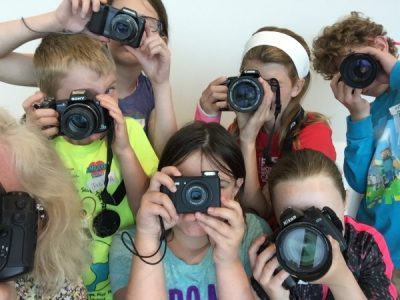 Exploring Photography 4: Ages 8+