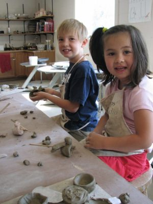 Fun with Clay - Ages 4-6