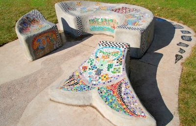 Books and Benches: Picnic Park