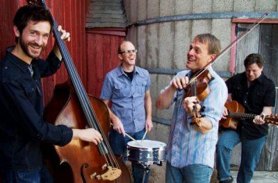 The Barley Jacks Concert at Stillwater Public Library