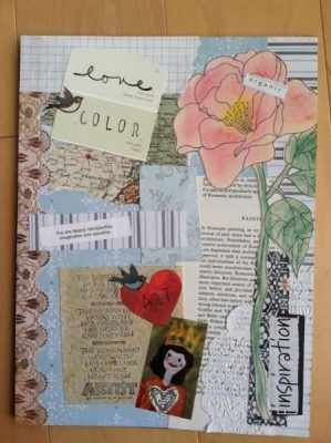 Mixed-Media Collage Class