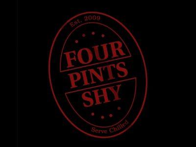 Live Irish Music: Four Pints Shy at Charlie's Irish Pub