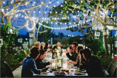 Date Night: Backyard Bario