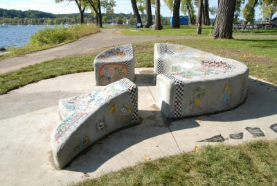 Spark Packs in Lakefront Park
