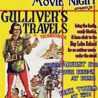 Outdoor Museum Movie Night Presents: Gulliver's Travels