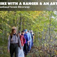 Hike with a Ranger and an Artist: Trailside Surprises