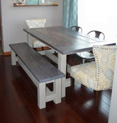 Custom Farmhouse Table Workshop Series