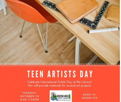 Teen Artists Day
