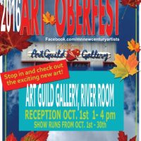 MN New Century Artists 2016 Fall Art Sale at Art Guild Gallery