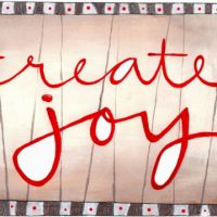 Create Joy - Seasons First Friday