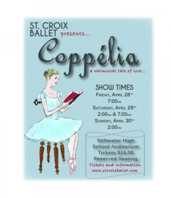 St. Croix Ballet Presents Coppelia