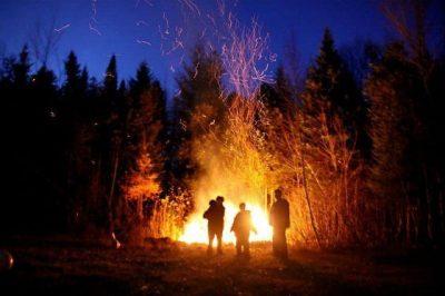 Inaugural Winter Solstice Bonfire