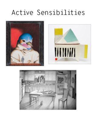 Active Sensibilities Gallery Exhibition