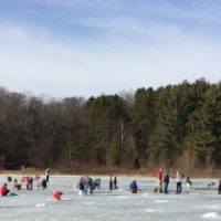 Kids Ice Fishing Contest and Class