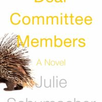 Writers on Writing with Julie Schumacher
