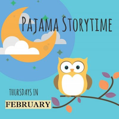 Pajama Storytime at Stillwater Public Library