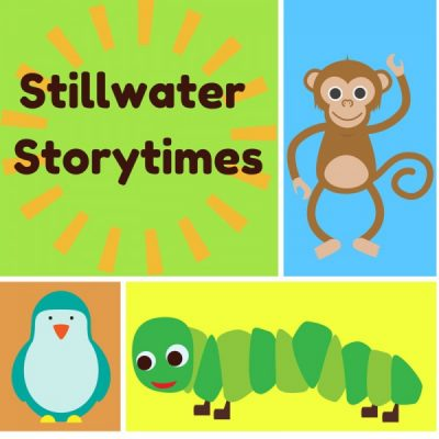 Preschool Stay & Play Storytime at Stillwater Public Library