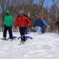 Snowshoe Lessons