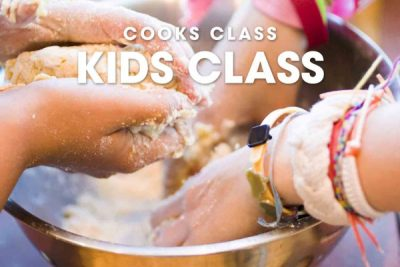 Kids Cook: Sledding Party