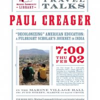 Paul Creager: A Fulbright Scholar's Adventures in India