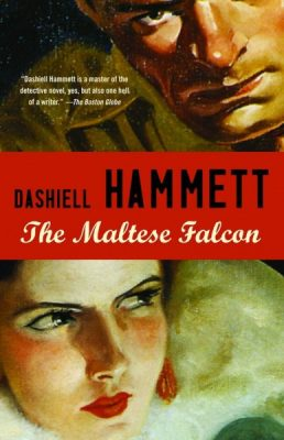 "Classics Book Club - ""The Maltese Falcon"""