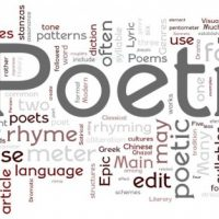 Between the Covers Happy Hour - National Poetry Month
