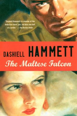 "Friends Book Discussion of ""The Maltese Falcon"" at Amery Area Public Library"