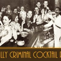 Totally Criminal Cocktail Party featuring the St. Croix Jazz Orchestra