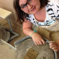 Pottery on the Wheel: Ages 7-12