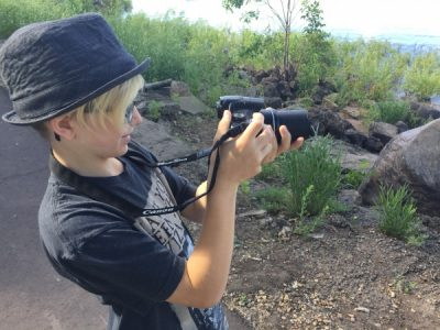 Exploring Photography: Ages 8+