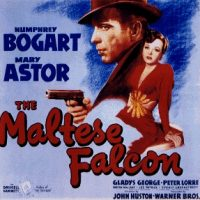 """The Maltese Falcon"" Film Screening and Book Discussion"