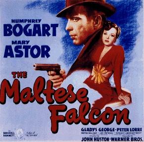 """The Maltese Falcon"" Film Screening and Book Discussion"