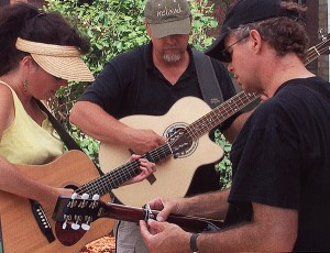 Live Irish Music: Locklin Road at Charlie's Irish Pub