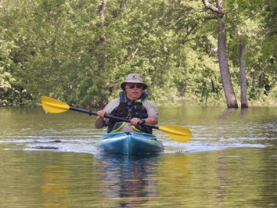 Learn to Kayak Class: Adults 55+