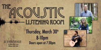 The Acoustic Listening Room