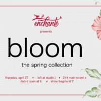 Bloom Spring 2017 Fashion Show