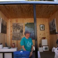 Micro-Exhibition at the Mobile Art Gallery - Afton State Park